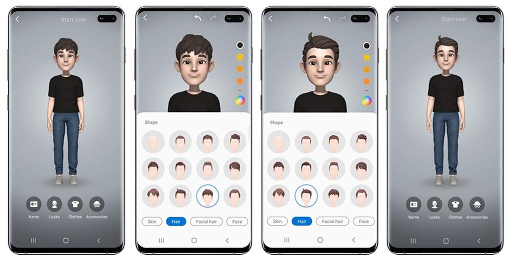 ¿Cómo crear un Memoji Android?