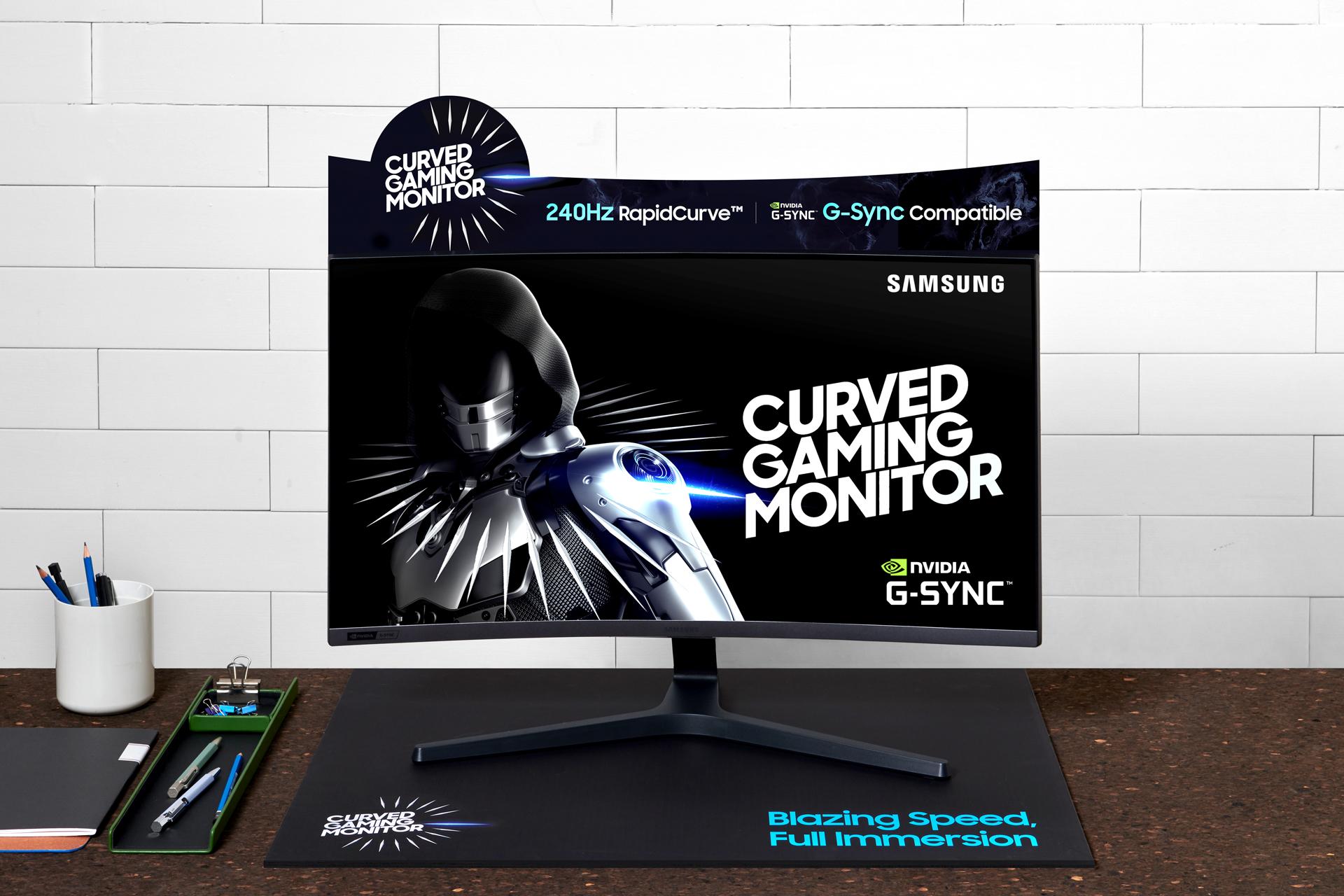 monitor-de-juegos-curvos-samsung