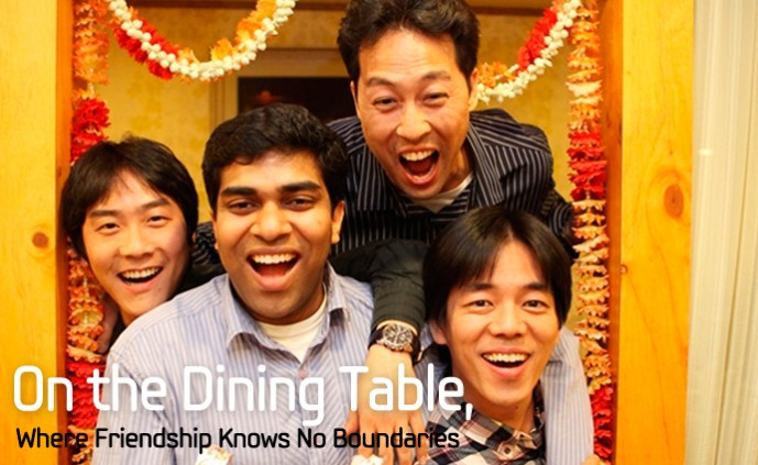 On the dining table_main