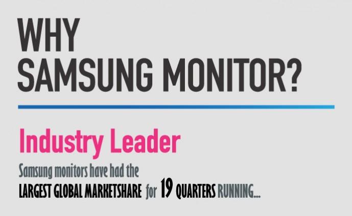 Why Samsung Monitor_main