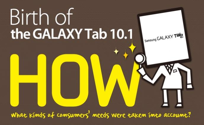 Birth of the GALAXY Tab 10.1_main