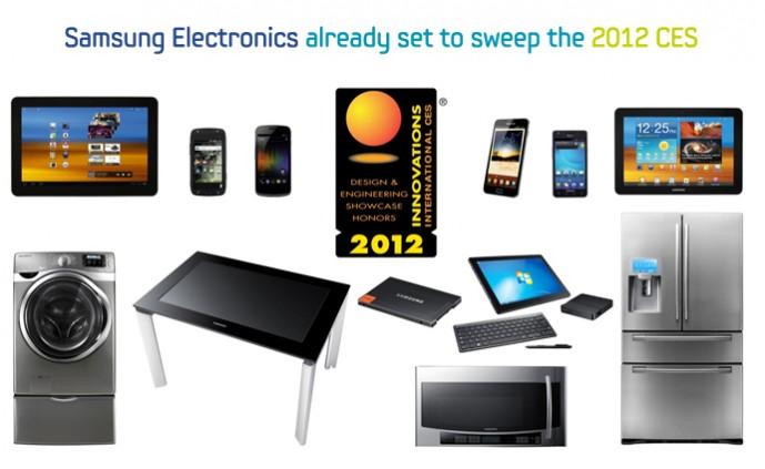 Samsung Electronics 2012 CES_m