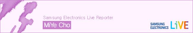 LiveReporter_MiYe Cho