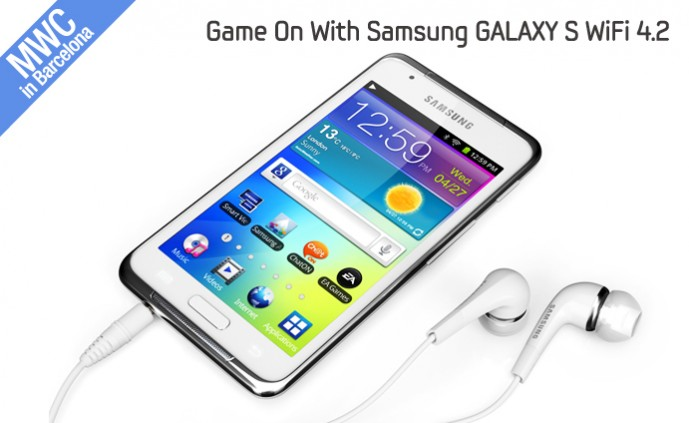 Game On With Samsung GALAXY S WiFi_m
