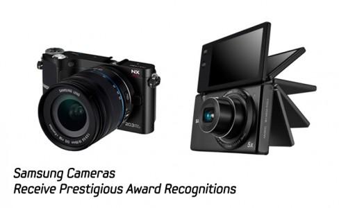Samsung Cameras Receive Prestigious_m