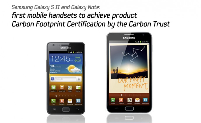 Samsung Galaxy S II and Galaxy Note_m