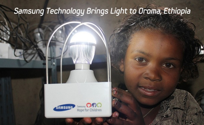 Samsung Technology Brings Light_m