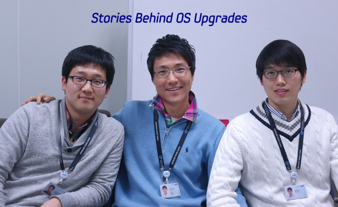 Stories Behind OS Upgrades