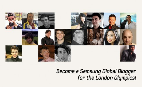 Become a Samsung Global Blogger for the London Olympics_m