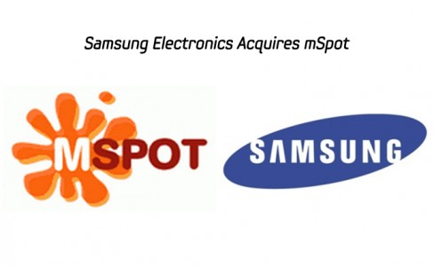 Samsung Electronics Acquires mSpot_m