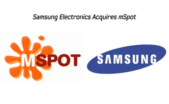 Samsung Acquires mSpot