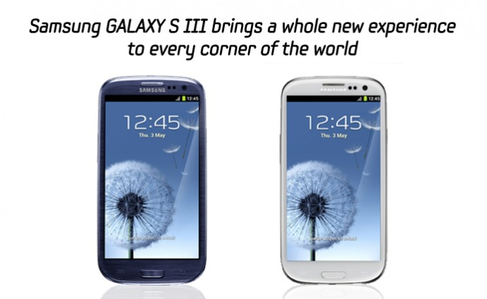 Samsung GALAXY S III brings _m