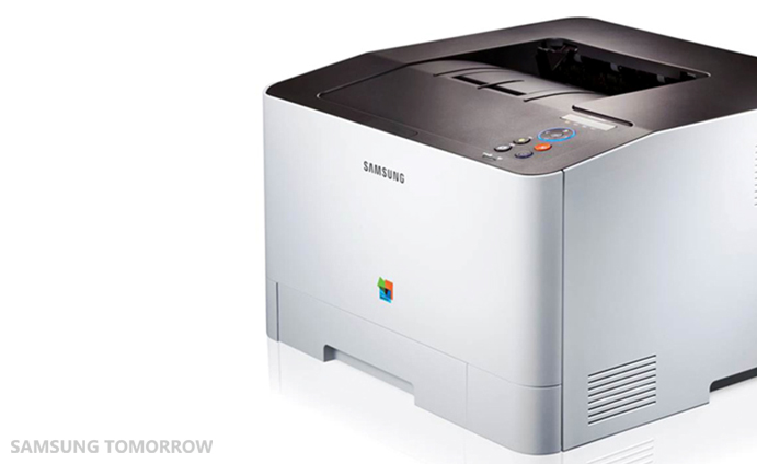Design innovation builds Samsung printers_4