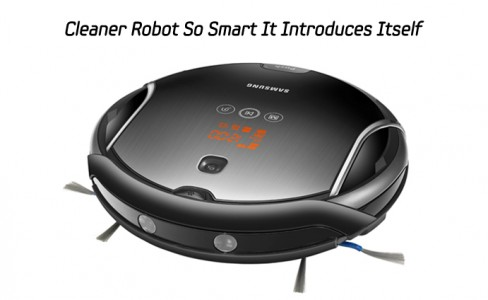 Cleaner Robot So Smart_m