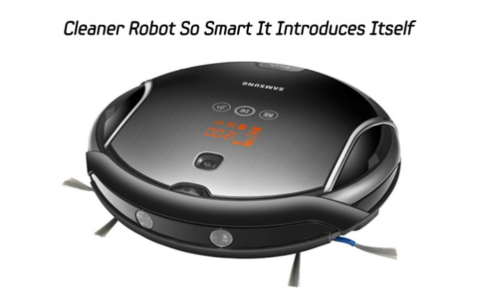 Cleaner Robot So Smart_m