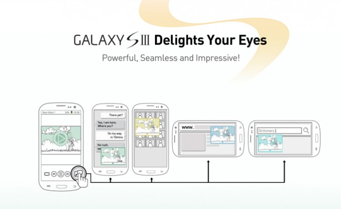 GALAXY S III delights your eyes_m