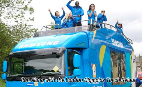 Run Along with the London Olympics_m