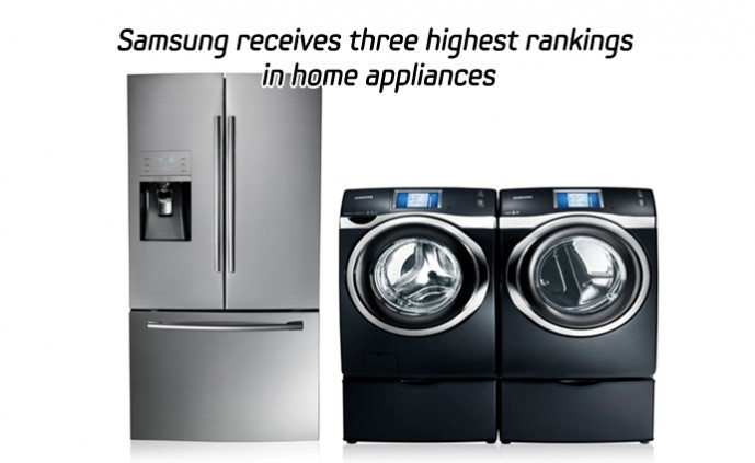 Samsung receives three highest_m