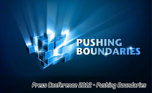 Press Conference 2012 - Pushing Boundaries_m