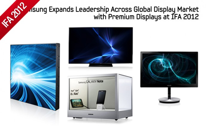 Samsung Expands Leadership Across Global Display Market with Premium Displays at IFA 2012_m