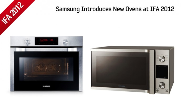 Samsung Introduces New Ovens at IFA 2012_m
