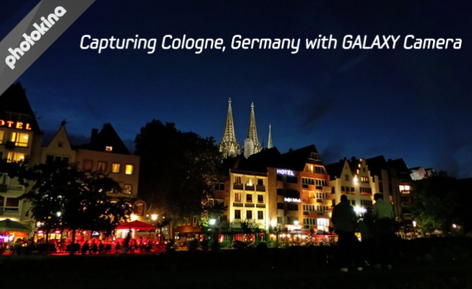 Capturing Cologne, Germany with GALAXY Camera_m