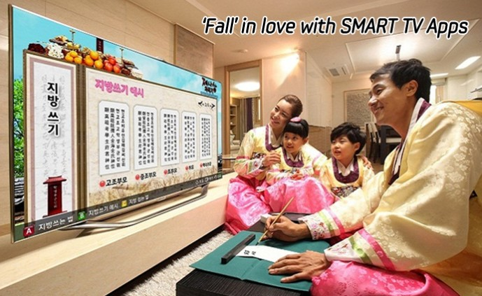 Fall in love with SMART TV Apps_m