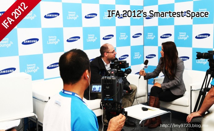IFA 2012's Smartest Space_m