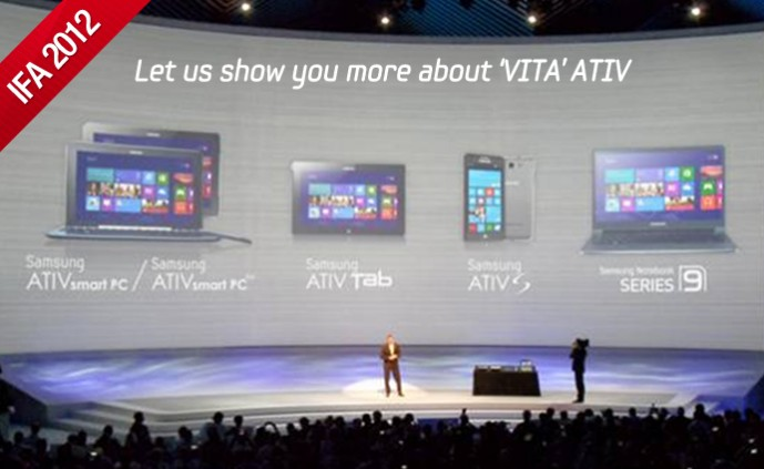 Let us show you more about 'VITA' ATIV_m