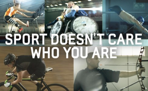 SPORT DOESN'T CARE WHO YOU ARE_m