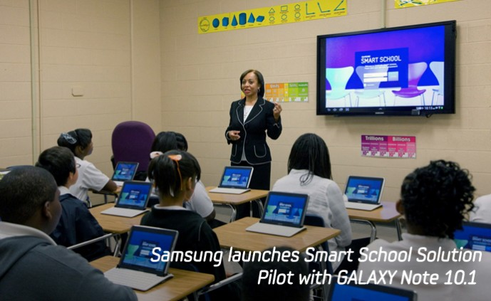 Samsung launches Smart School Solution_m