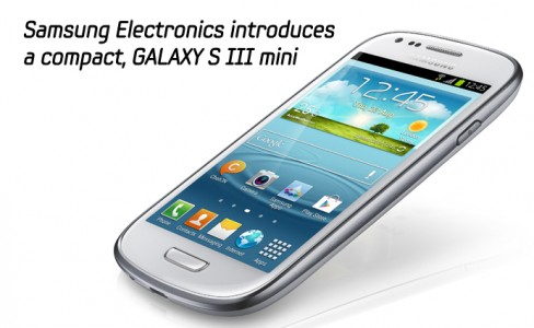 Samsung Electronics introduces a compact, GALAXY S III mini_m