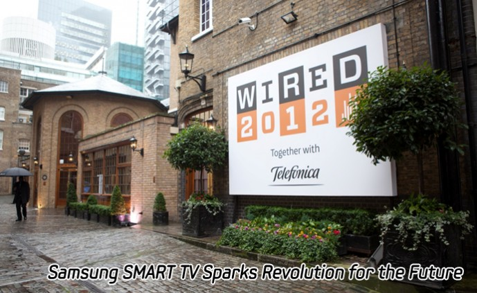 Samsung SMART TV Sparks Revolution for the Future_m