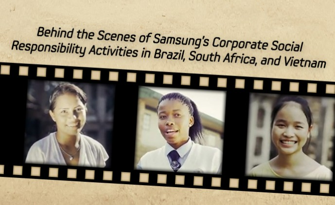 Behind the Scenes of Samsung's Corporate Social_m