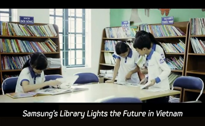 Samsung's Library Lights the Future in Vietnam_m