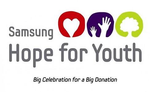 Big Celebration for a Big Donation_m