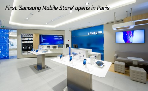 First Samsung Mobile Store_m