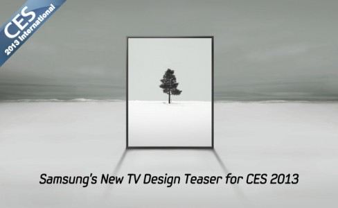Samsung's New TV Design Teaser for CES 2013_m