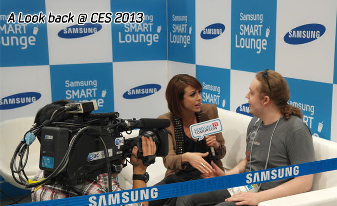 A Look back @ CES 2013