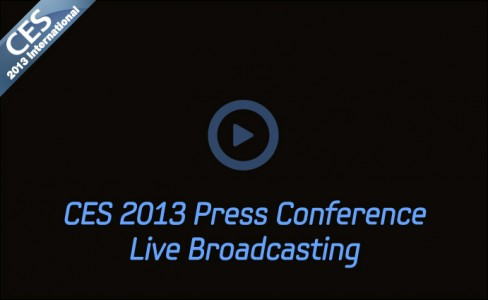 CES 2013 Press Conference Live Broadcasting_m