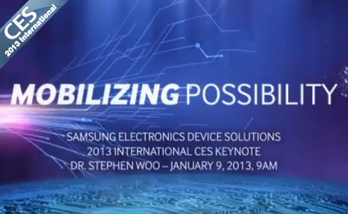 Samsung Dr Stephen Woo to Deliver Keynote on Mobilizing Possibilities_m