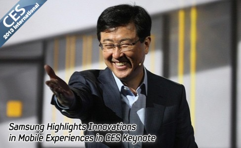 Samsung Highlights Innovations in Mobile Experiences in CES Keynote_m