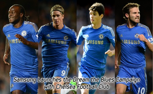 Samsung Launches the Dream the Blues Campaign with Chelsea Football Club_m