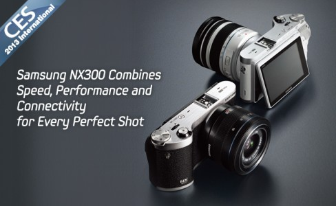 Samsung NX300 Combines Speed, Performance and Connectivity for Every Perfect Shot_m