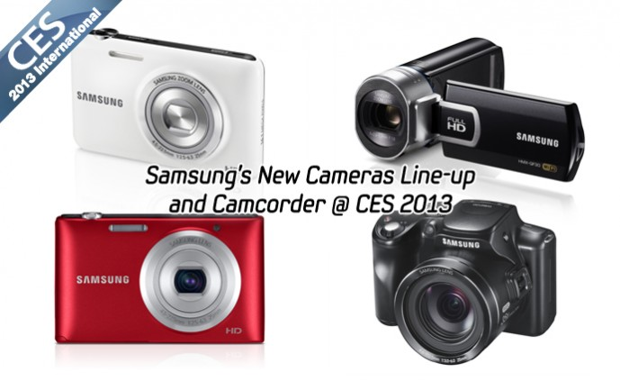 Samsung New Cameras Line-up and Camcorder_m