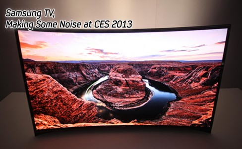 Samsung TV, Making Some Noise at CES 2013_main