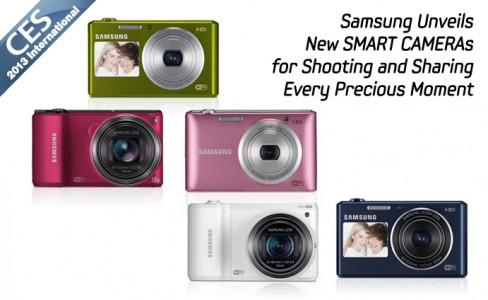Samsung Unveils New SMART CAMERAs for Shooting_m