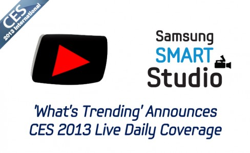 Whats Trending Announces CES 2013 Live Daily Coverage_m