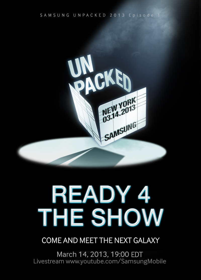 2013 Unpacked invitation image