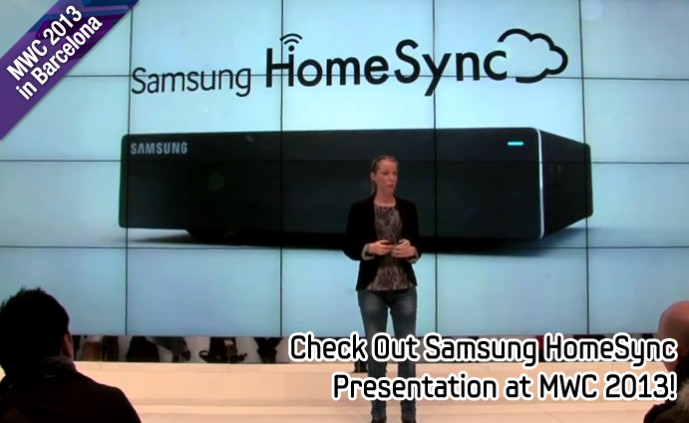 Check Out Samsung HomeSync Presentation at MWC 2013_m